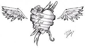 ribbon wings design best designs