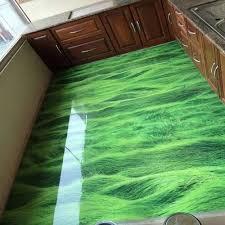 kitchen 3d epoxy flooring vee designs wholesale trader in
