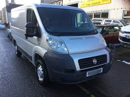 Used Grey Fiat Ducato For Sale Borders