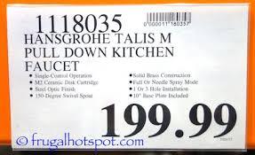 Hansgrohe Talis Kitchen Faucet Unthinkable Hansgrohe Talis M Kitchen Faucet Stylish Kitchen Design