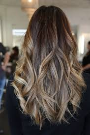 does hair look like ombre when highlights growing out hair color trends 2017 2018 highlights ombre hair looks like