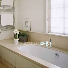 side spray three waterfall bathtub shower faucet