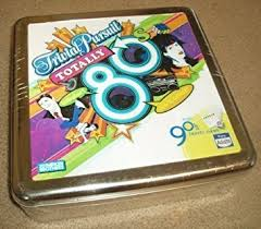trivial pursuit 80s trivial pursuit totally 80 s plus 90 s travel
