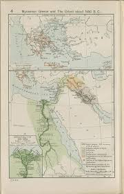 Map Of Greece And Italy by