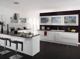 lights for island kitchen tile floors how to choose a wood floor island unit kitchen black