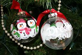 snowman family ornaments rainforest islands ferry