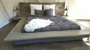 lovely ideas low nightstand for platform bed modrest opal low