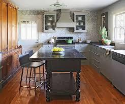 vintage kitchen cabinet makeover modern meets vintage kitchen makeover better homes gardens