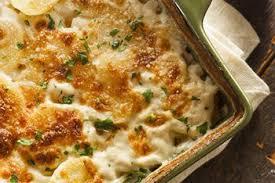 cuisine facile a faire plat gratin aux cannellonis chèvre pesto facile à faire carnivor