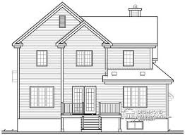 house plans with front porches house plan w3452 v2 detail from drummondhouseplans com
