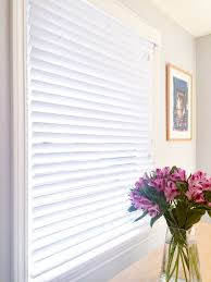 give sun damaged blinds new life with spray paint the handyman u0027s