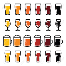 beer glass svg wheat beer glasses clipart clipground