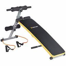Collapsible Weight Bench Folding Weight Bench Home Gym Equipment Ebay