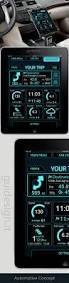 lexus lc km77 a futuristic dashboard that changes screen displays depending on