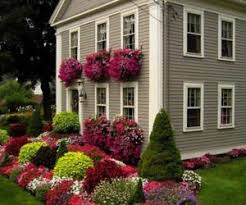 Small Shrubs For Front Yard - curb appeal 20 modest yet gorgeous front yards