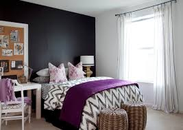 Chevron Pattern Craze How To Pull It Off At Home - Chevron bedroom ideas