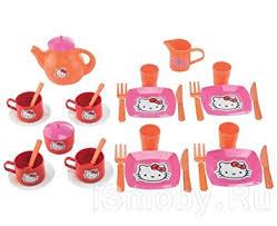 cuisine hello ecoiffier ecoiffier 2609 hello service à thé amazon co uk toys
