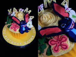 lilo and stitch cake lilo and stitch giant birthday cupcak u2026 flickr