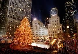 the humbling history of the rockefeller center christmas tree ny