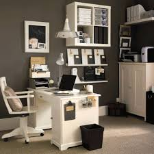 Built In Desk by Makeovers And Decoration For Modern Homes Home Office Setup