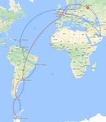St Maarten Map The 39 Days Nota Bene Eugene Kaspersky U0027s Official Blog