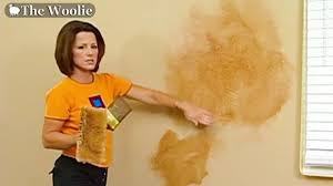 How To Wash Painted Walls by New Glazing Color Wash How To Faux Finish Painting By The Woolie