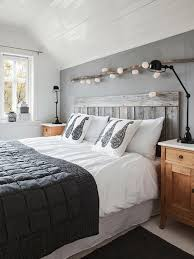wohnideen zum selber machen schlafzimmer rustikales bettkopfteil - Wohnideen Schlafzimmer Machen