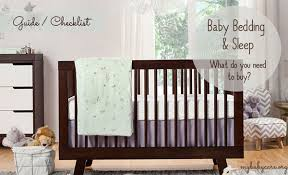 Buying Crib Mattress Baby Bedding Guide What Do You Need To Buy