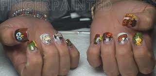 nail design for thanksgiving acrylic nail designs for thanksgiving beautify themselves with