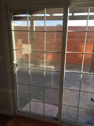 stuck patio sliding door home improvement stack exchange