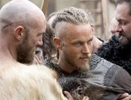 why did ragnar cut his hair vikings travis fimmell mmm pinterest travis fimmel vikings and tvs