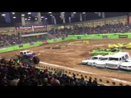 Kicker Monster Truck Tour Amarillo Tx 2 4 17 Darron Schnell Driving