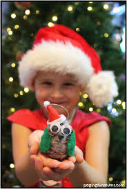 top 10 cute diy pinecone decorations for kids top inspired