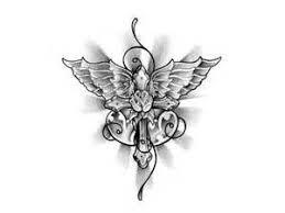 feminine cross tattoos images tattoos
