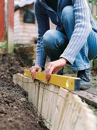 plastic garden edging ideas brick how to install landscape edging hgtv