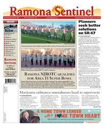 ramona sentinel 01 19 17 by mainstreet media issuu