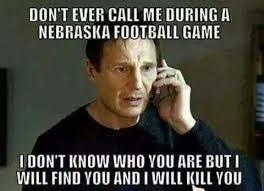 Nebraska Football Memes - 13 best nebraska cornhuskers humor images on pinterest ha ha
