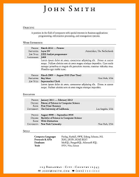 high resume with no work experience 10 resume no working experience job apply form