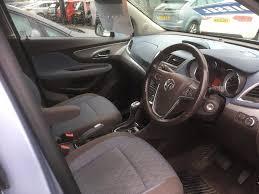 vauxhall mokka interior used vauxhall mokka hatchback 1 7 cdti 16v exclusiv fwd 5dr in