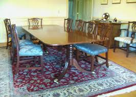 retro table and chairs for sale vintage baker dining table chairs and sideboard item 7509 for