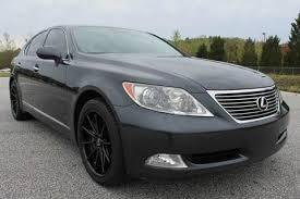 lexus lx 460 for sale lexus ls 460 for sale raleigh nc carsforsale com