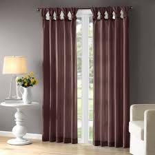 purple curtains u0026 drapes you u0027ll love wayfair