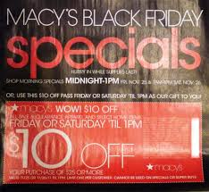 macy s black friday sale macy u0027s black friday 2011 ad u0026 deals