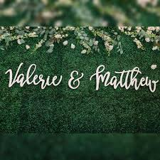 wedding backdrop sign 39 best backdrops images on plywood birches and backdrops