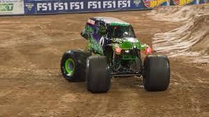 Click2daily Monster Jam Takes Over Nrg Stadium