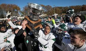 thanksgiving football playoff bound maloney sheehan win