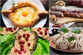 cuisine by region culinary map of georgian cuisine top dishes to try in each region