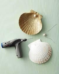 seashell tree topper martha stewart