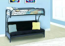 Black Metal Futon Bunk Bed Metal Futon Bunk Bed Selv Me