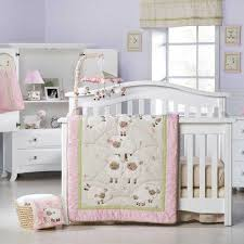 Crib Bedding Set With Bumper 88 Best Girls Baby Bedding And Decor Images On Pinterest Baby